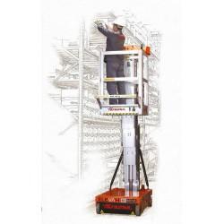Elevadora Eléctrica 6,5m cesta picking. Diagrama